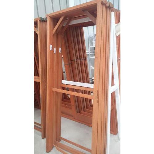 Decorative Wooden Door Frame